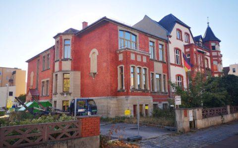 Dessau Wohnungsbau